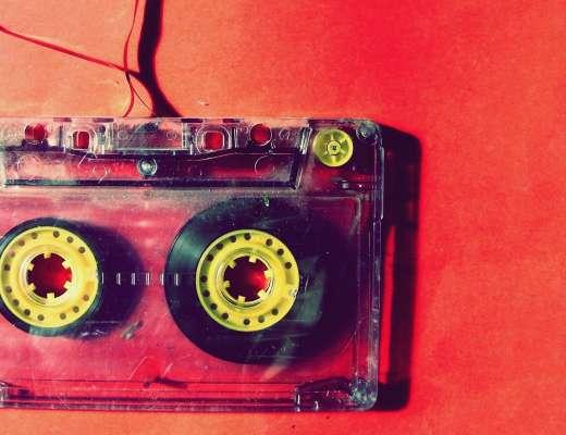 Dead Media: Cassette tapes